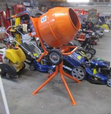 PCM150 Petrol Cement Mixer Drum Capacity 5 cubic feet